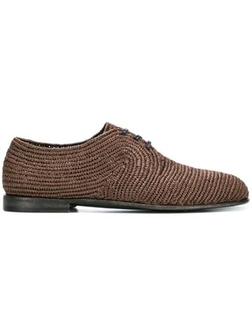 Dolce & Gabbana Derbies - Brown