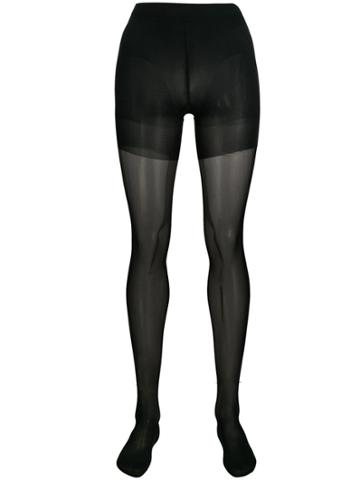 Wolford Synergy 20 Push-up Tights - Black