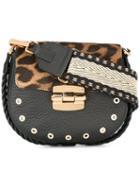 Furla Hobo Crossbody Bag, Women's, Black
