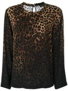 Tom Ford Long Sleeved Jumper - Brown