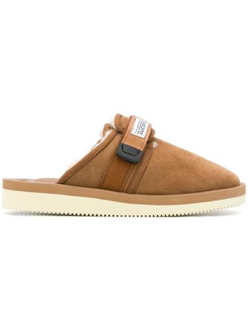 Suicoke Suicoke Og072vm2 5 Natural (other)->rubber - Brown