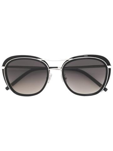 Boucheron Oversized Sunglasses - Black