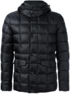 Fay Padded Jacket - Black