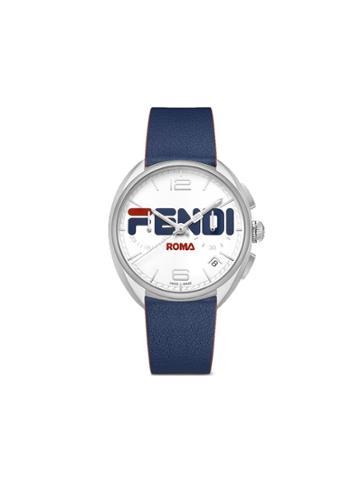Fendi Momento Fendi Mania Watch - Blue