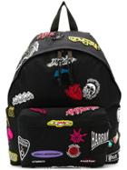 Eastpak Printed Backpack - Black