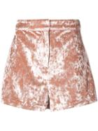 Alexis Kelis Velvet Short - Pink