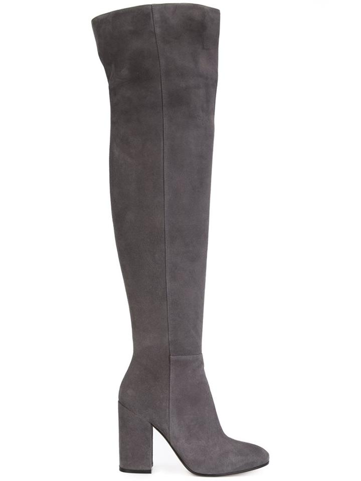 Gianvito Rossi 'rolling High' Thigh Boots