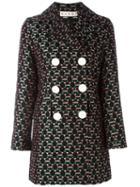 Marni Jacquard Double Breasted Jacket
