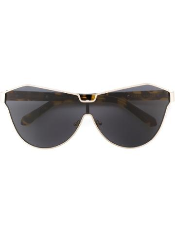 Karen Walker 'cosmonaut' Sunglasses - Black