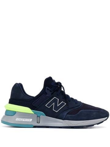 New Balance New Balance Ms997v1 Asn - Blue