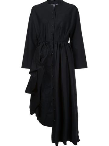 Aganovich Gathered Side Dress