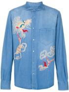 Boss Hugo Boss Jason Shirt - Blue