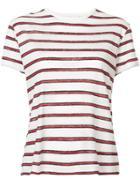 Harmony Paris Tilda Striped T-shirt - White