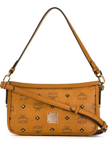 Mcm 'visetos' Shoulder Bag