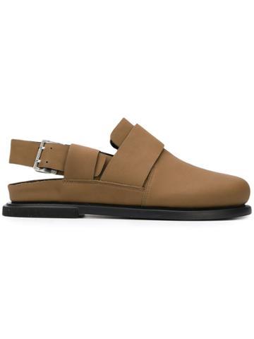 Camper Edo Slip-on Loafers - Brown