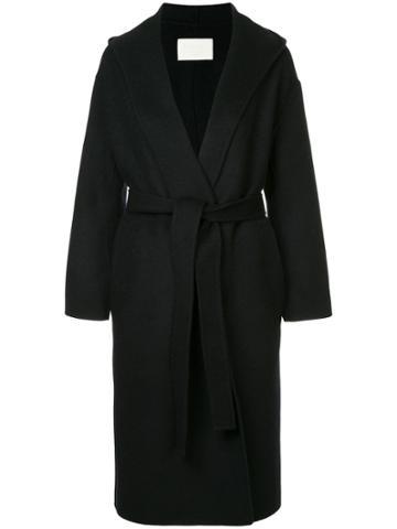 Ballsey Belted Robe Coat - Blue