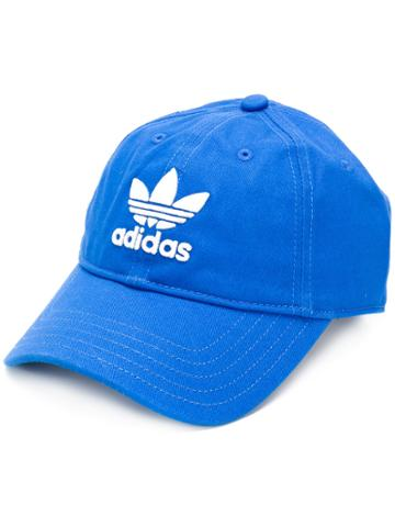 Adidas Originals Adidas Originals Trefoil Cap - Blue