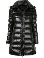 Tatras Hooded Puffer Jacket - Black