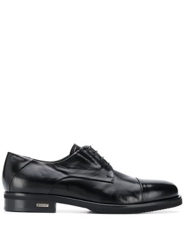 Baldinini Formal Lace Up Sneakers - Black