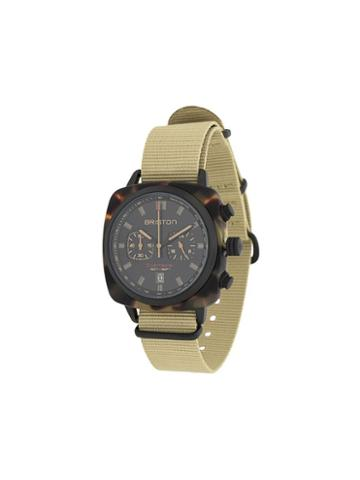Briston Watches Clubmaster Sport Safari Watch - Black
