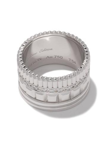 Boucheron Wide Band Ring - Wg