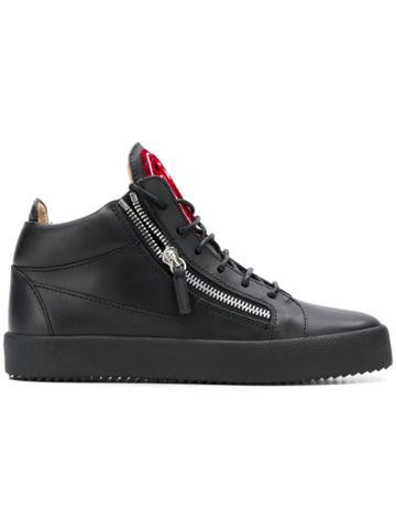 Giuseppe Zanotti Design Kriss Sneaker - Black