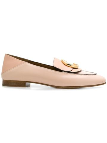 Chloé Chloé Loafers - Neutrals