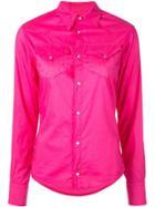 A Shirt Thing Pocket Shirt - Pink