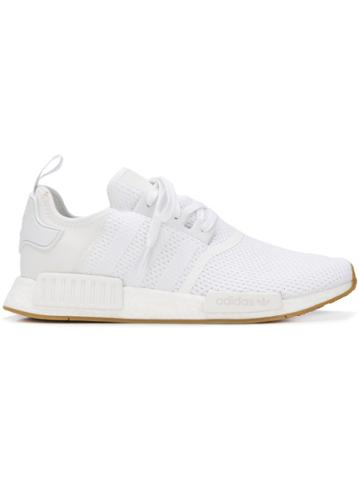 Adidas Adidas Originals Nmd R1 Sneakers - White