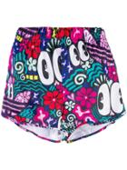 Adidas Printed Shorts - Pink