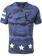 Hydrogen 'hockey' Camouflage T-shirt