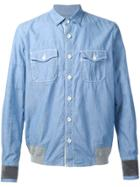 Sacai Chambray Shirt - Blue