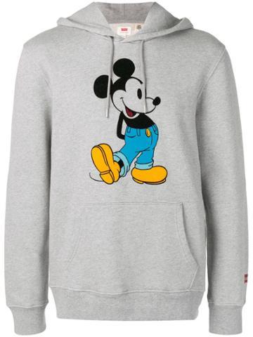 Levi's Levi's X Disney Print Hoodie - Grey