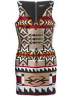Dsquared2 Ethnic Print Dress