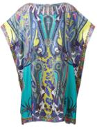 Etro Printed Kaftan Dress