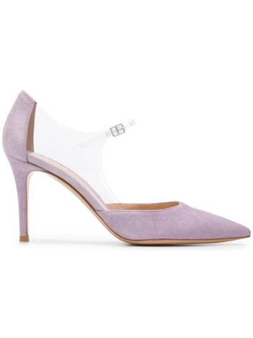 Gianvito Rossi - Purple