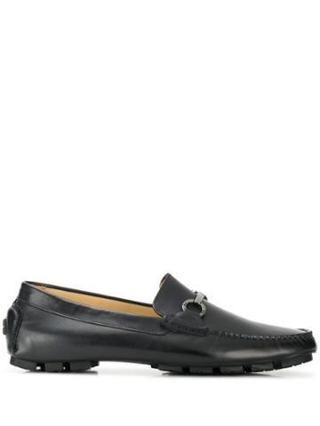 Corneliani Driving Loafers - Blue