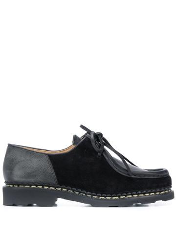 Ymc Lace-up Boat Shoes - Black