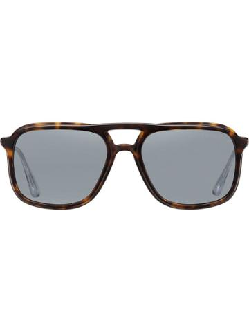 Prada Eyewear Prada Game Eyewear - Brown