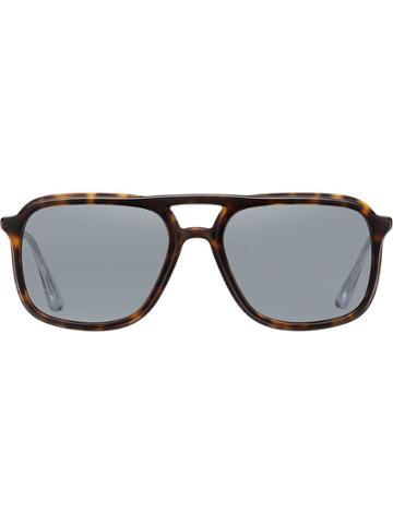 Prada Eyewear Prada Game Eyewear - Brown