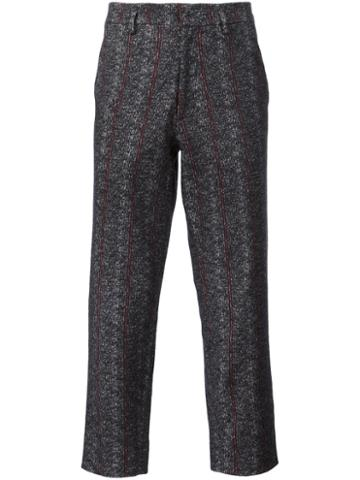 Aganovich Striped Trousers
