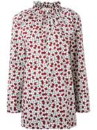 Marni Printed Blouse - Red