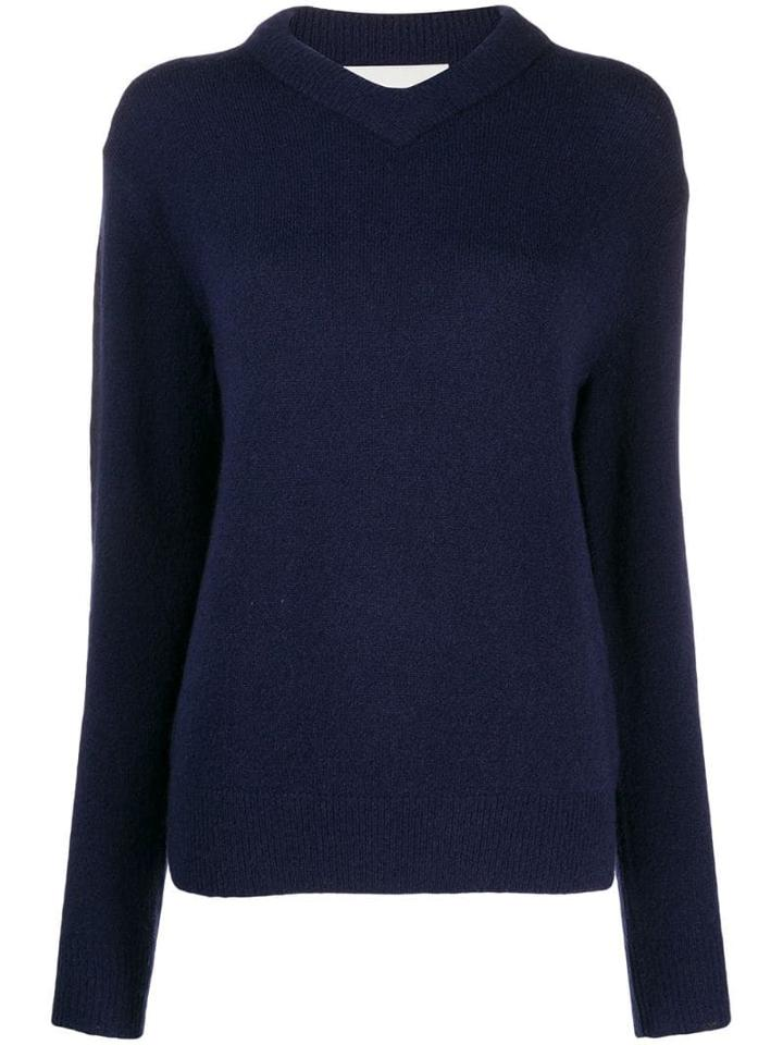 Les Coyotes De Paris Arian Sweater - Blue