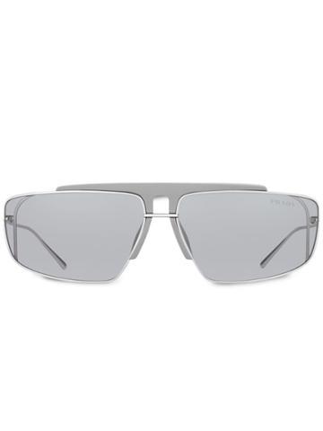 Prada Eyewear Runway Eyewear - Grey
