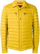 Moorer Padded Jacket - Yellow