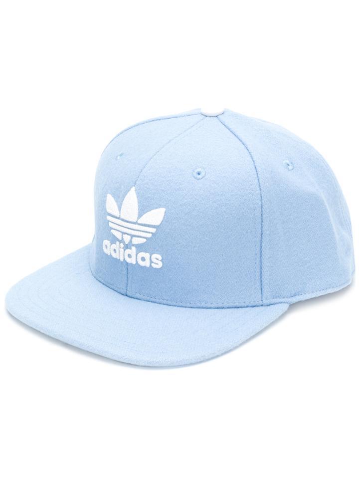 Adidas Adidas Originals Trefoil Snapback Cap - Blue
