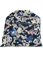 Jil Sander Printed Drawstring Backpack