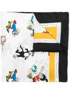 Stella Mccartney Patterned Scarf - Multicolour
