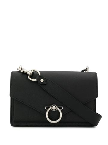 Rebecca Minkoff Jean Medium Crossbody Bag - Black