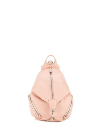 Rebecca Minkoff Julian Mini Backpack - Pink